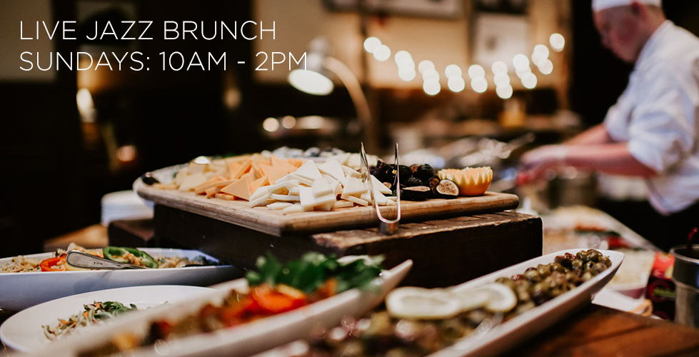 picture says: Sunday Brunch